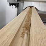 Usinage CN de bois